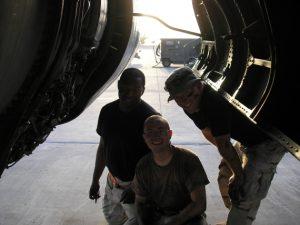 Jacob Morrison - USAF Avionics Craftsman