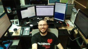 Jacob Morrison - Rackspace - Desk