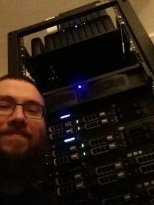 Jacob Morrison - Rackspace - Virtualization Lab
