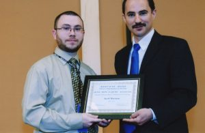 Middle Georgia State University Outstanding Academic Excellence in the Associate of Science Degree in Information Technology
