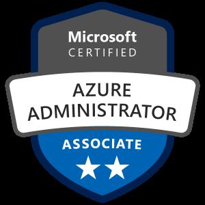 Microsoft Certified Azure Administrator
